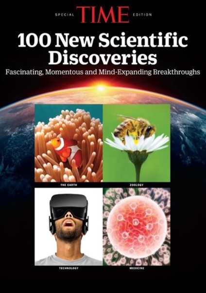 100 New Scientific Discoveries by The Editors Of Time UserUpload.Net