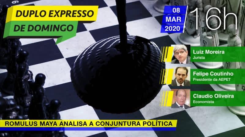 Brasil a semana em que Lula jogou a toalha – D.E. 8mar2020