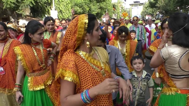 CHALIYA DANCE MUMBAI ME MUMBAI Devbhomi Lok Kala Udgam Charitable Trust