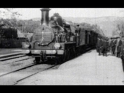 Auguste Louis Lumière L' Arrivée d'un train à La Ciotat 1897