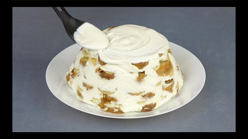 5 самых вкусных тортов БЕЗ ВЫПЕЧКИ и без желатина