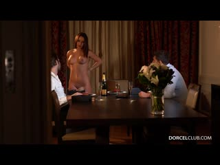 Lana Roy - Dessert Three Way [All Sex, Hardcore, Blowjob, Anal, Double]