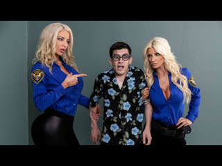 Brazzers Brittany Andrews, Nicolette Shea - Fucking His Way Into the  NewPorn2019