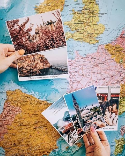 аксессуар входит почтовая открытка нетпринт фото