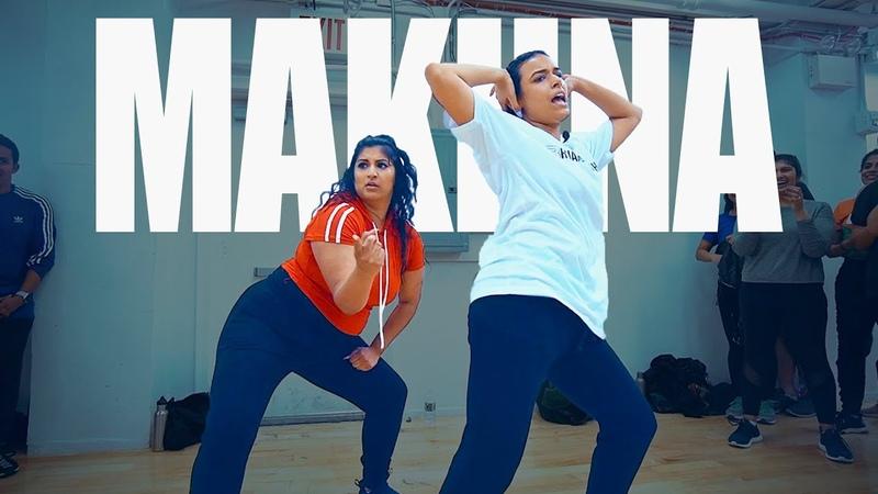 MAKHNA Bollywood Dance Shivani Bhagwan Chaya Kumar Madhuri Dixit Govinda Amitabh Bachan