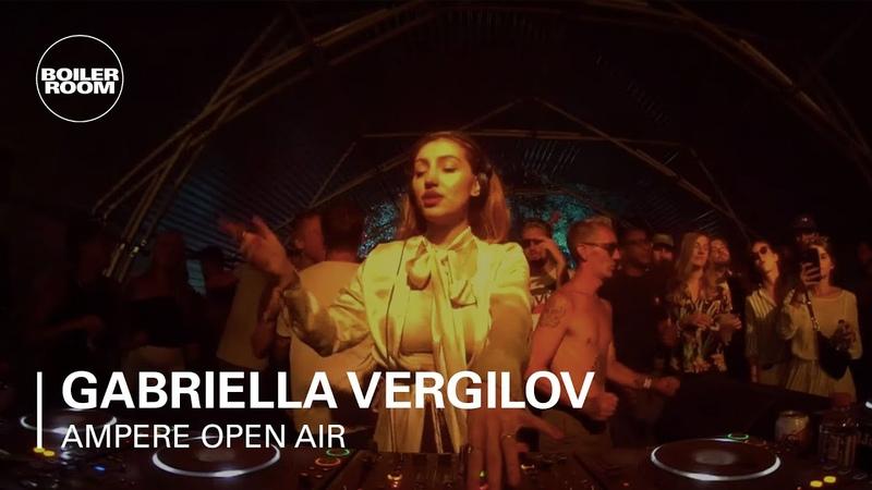 Gabriella Vergilov Ampere Open Air