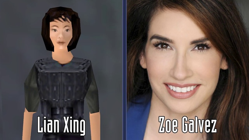 Syphon Filter 2 Characters and Voice Actors