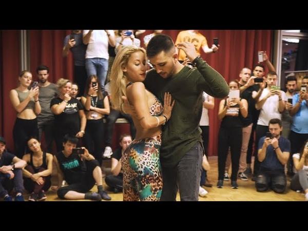 Hookah Sheridans Truji y Gloria Bachata Sensual Dance @ Bachata Connection Cologne 2019