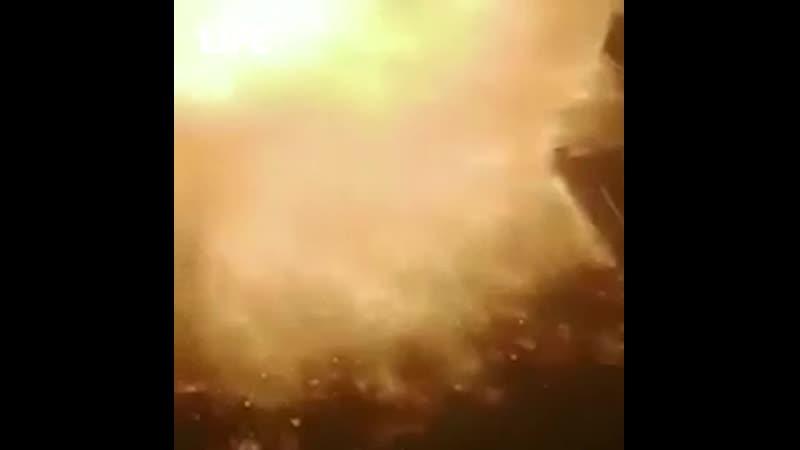 Расплавленный металл залил цех на заводе в Старом Осколе