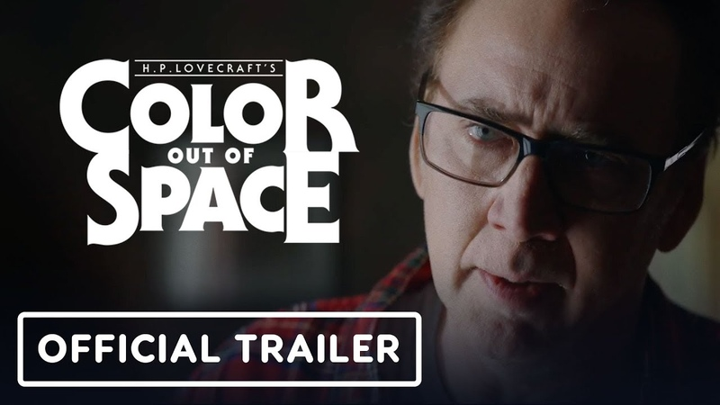 Color Out of Space - Official Final Trailer (2020) Nicolas Cage