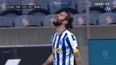Гол Сержиу Оливейры 49 минута с пенальти, Порту – Санта-Клара 21