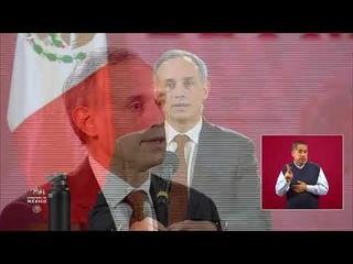 Dr Hugo López Gatell Conferencia Lunes 27 Julio 2020 #GraciasPorCuidarnos #NuevaNormalidad 🚦🚦🚦
