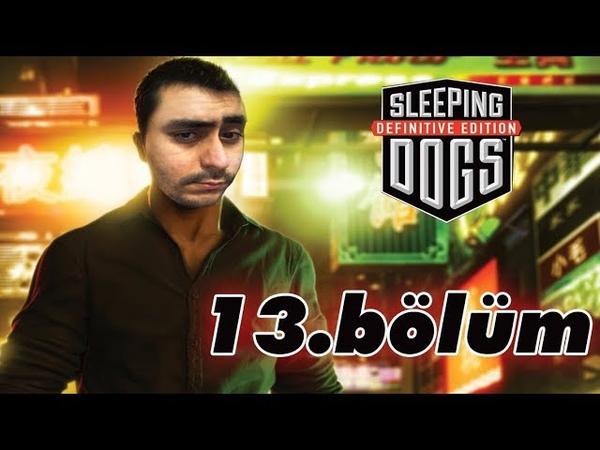 Amca Po Öldü Gizli İşlere Dadandık Sleeping Dogs Definitive Edition 13 Bölüm Türkçe Oynayış