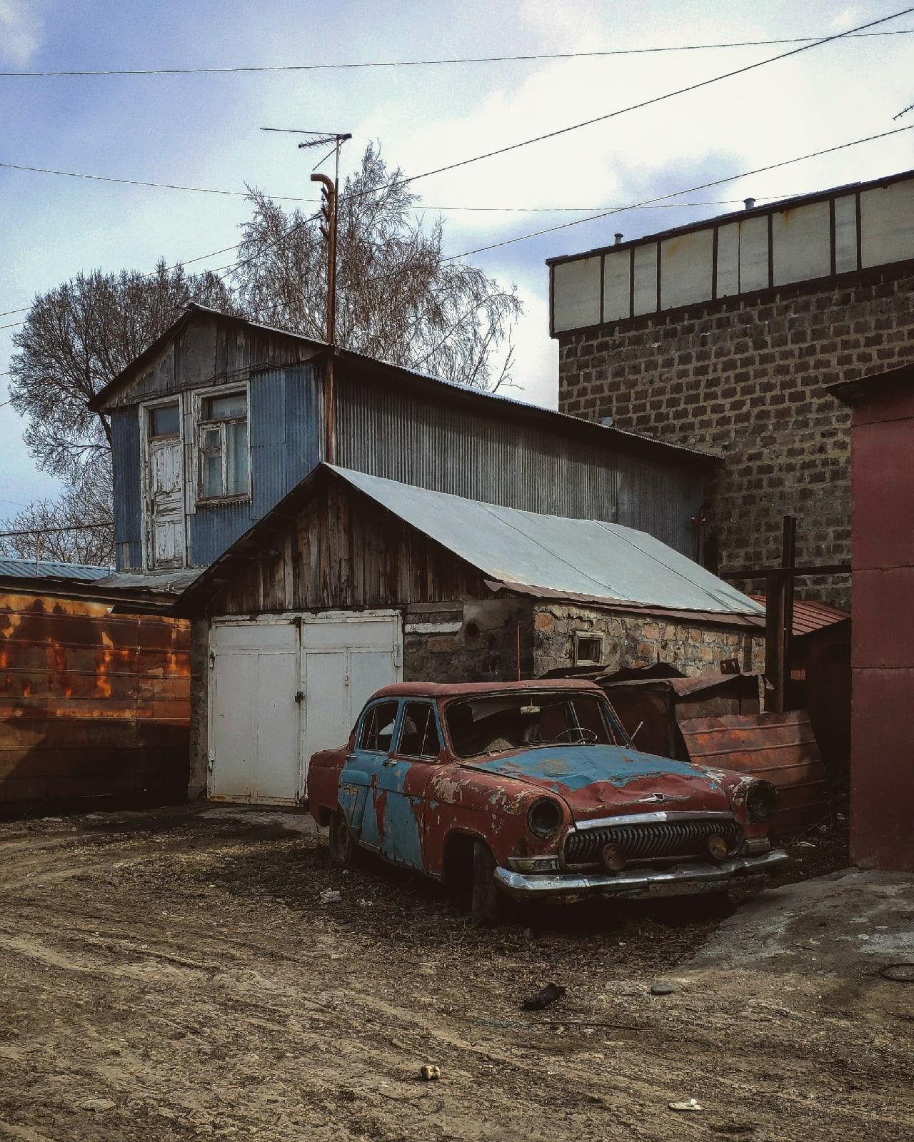 Гюмри, Армения