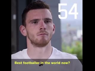 Робертсон о лучшем футболисте в истории