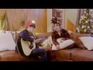 MARK & HAECHAN – First Snow (EXO) / Mistletoe (Justin Bieber) [Acoustic Cover]