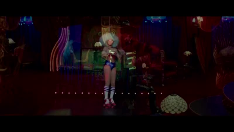 Tanec Rianny Rihanna is dancing Valerian i gorod tysyachi planet AVC HD720p 2304kaac 192