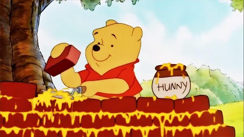 02 Как важно не быть взрослым ♥ Приключения Винни Пуха 3 сезон Мультики для детей cartoons