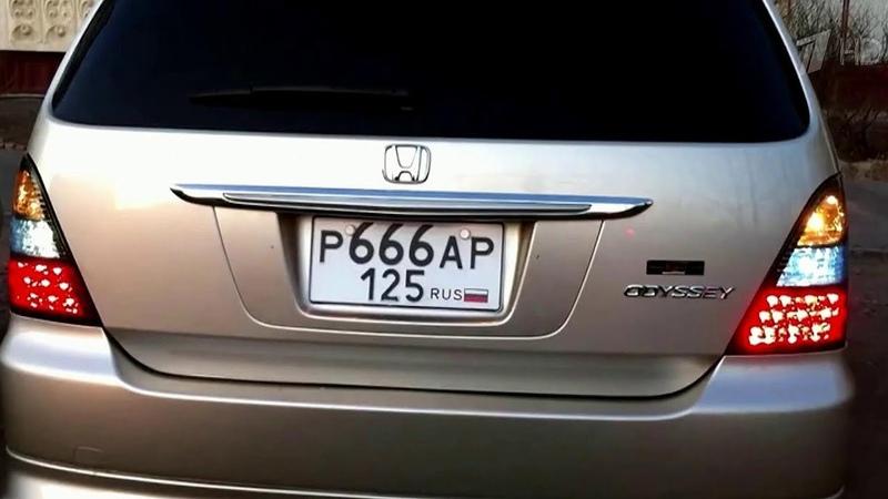 В России вступил в силу новый госстандарт автомобильных номеров