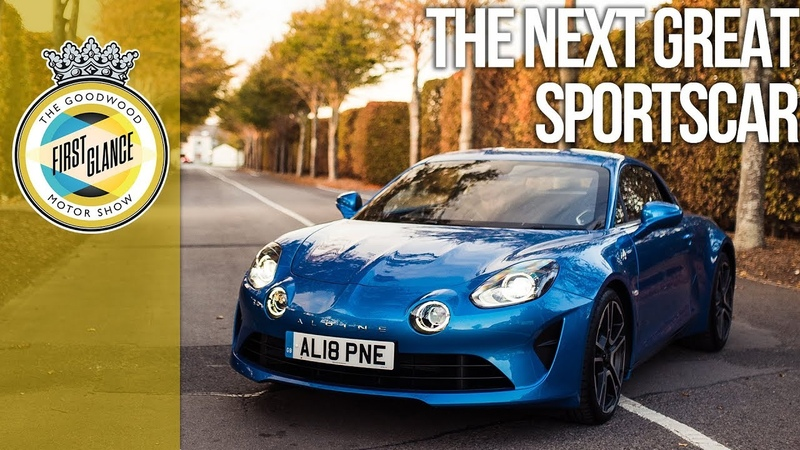Alpine A110 review the future of sportscars