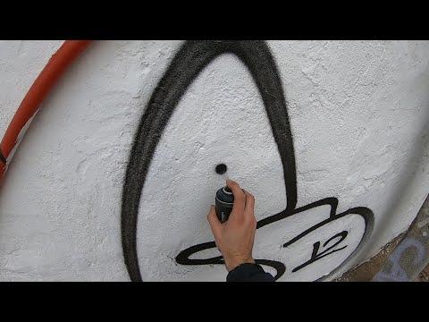 Graffiti Tagging and Bombing Trip Mission 1 Graffiti Resk 12