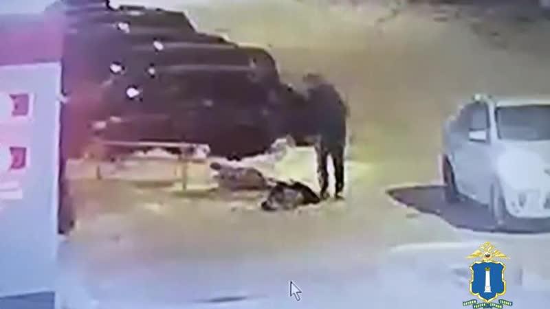 Ульяновский таксист одним ударом вырубил пассажира