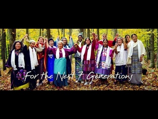 The Grandmothers.FOR THE NEXT 7 GENERATIONS