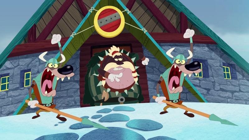 5 30 298 Огги Повелитель Молний Oggy The Lord of Lightning Oggy maître de la foudre Огги и Тараканы