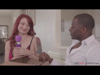 Violet Monroe [All Sex, Hardcore, Blowjob, Black, Redhead]
