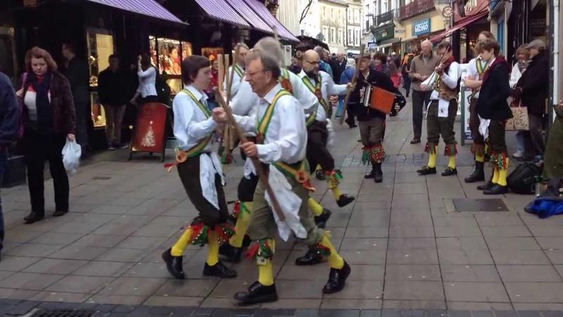 Morris Dance Traditional English Folk Dancing Music