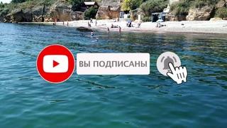Нудистский пляж забитый нудистами Одесса