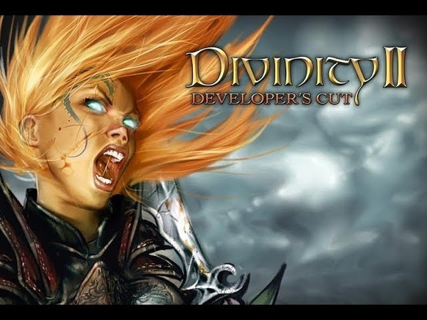 Divinity II Developer's Cut Игрофильм 3 часть
