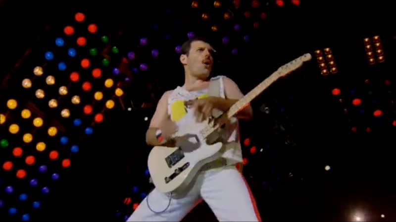 Queen Crazy Little Thing Called Love Live in Budapest 27 July 1986