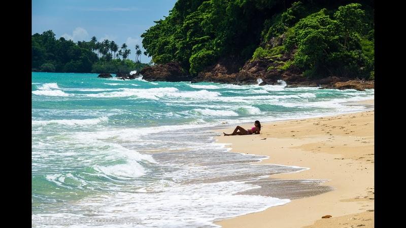 Пляж Там Панг (Tham Phang Beach), Thamphang Beach на Ко Сичанг