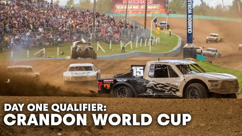 Crandon Off Road Racing Day One 2019