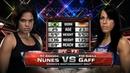 UFC Debut: Amanda Nunes vs Sheila Gaff   Free Fight