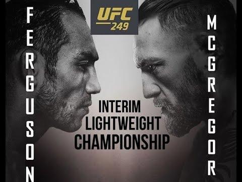 UFC 249 Promo Conor Mcgregor vs Tony Ferguson Конор МакГрегор против Тони Фергюсона
