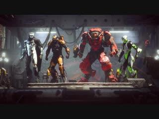 Anthem - Официальный трейлер