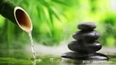 [Healing Music BGM] Relaxing music with the sound of nature Bamboo Water Fountain