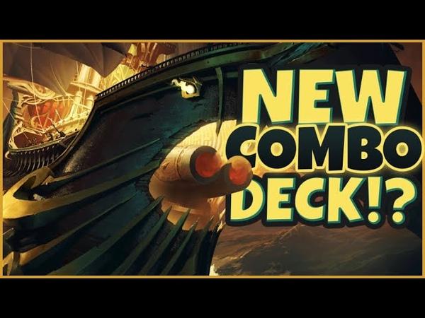 NEW DECK! DUSKWAY WARNING SHOT OTK! | Legends of Runeterra Gangplank Twisted Fate | LoR Patch 1.4