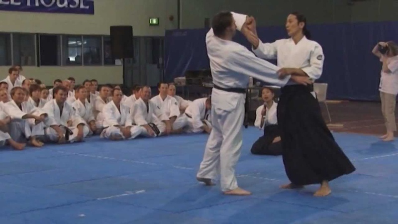 Brisbane Yoshinkan Aikido Mori Shihan 7th Dan 2012