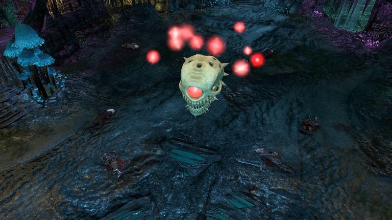 Sword Coast Legends - Rage of Demons Ontothax Death Tyrant (Hard) (3440x1440 Ultra High)