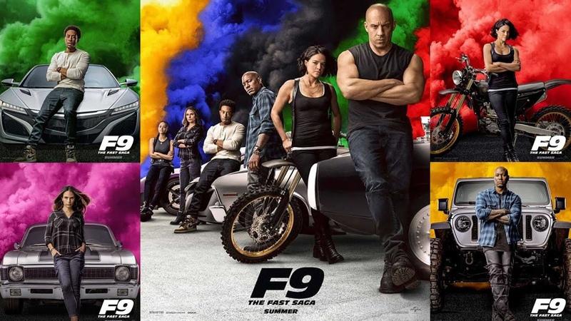 Hızlı ve Öfkeli 9 Fragman - Fast And Furıous Han Is Back Trailer