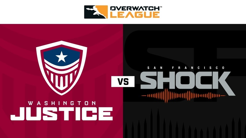Quarter Final C Washington Justice vs San Francisco Shock Summer Showdown NA Day 2