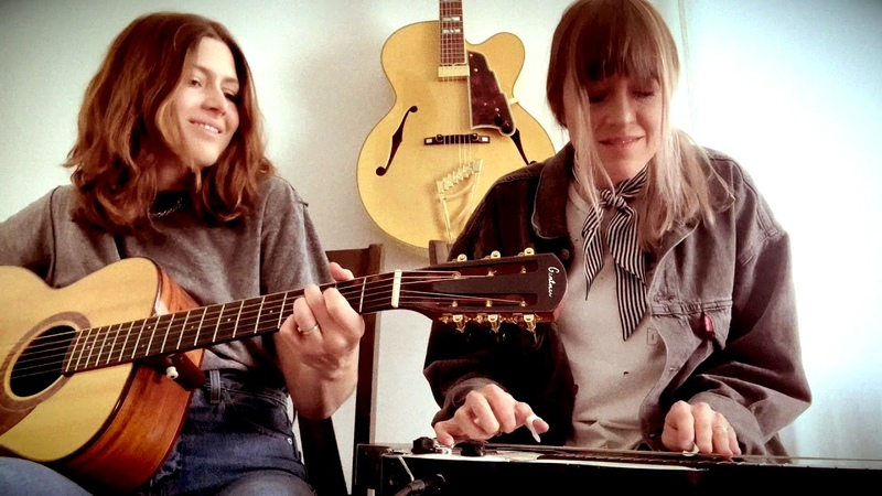 Larkin Poe | Mississippi Fred McDowell Cover (Kokomo Blues)