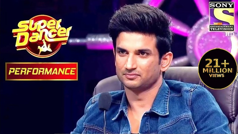 Akshit's Performance Leaves Sushant Bhumi Judges Teary eyed Super Dancer Chapter 3
