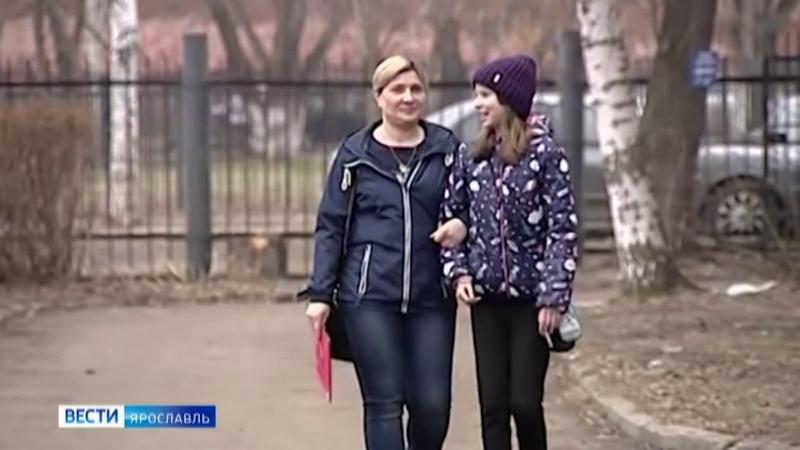 Ярославна добивается для своей дочери, больной муковисцидозом, права лечиться медикаментами