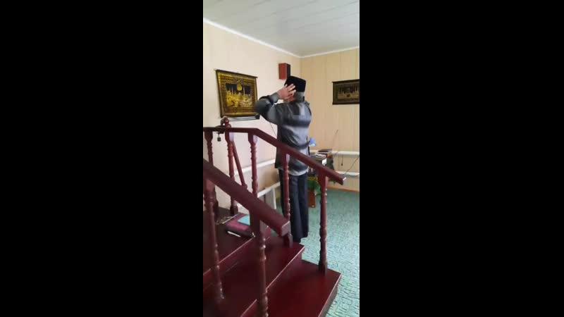 Аю авылы имам хатыйбы Рәфкать хәзрәт белән туры эфир 28 04 2020