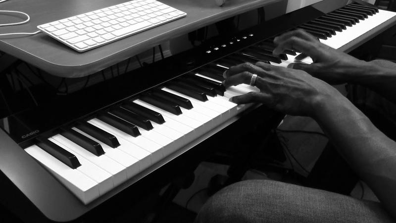 King of Glory Todd Dulaney Piano Instrumental
