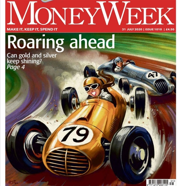 MoneyWeek - 31 July 2020.